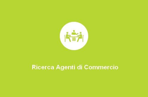 Ricerca Agenti di Commercio