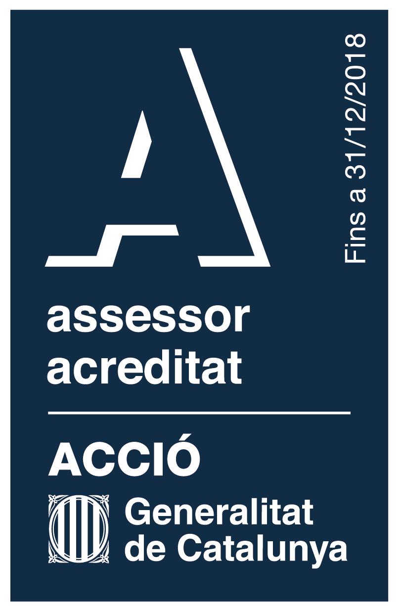 Assessors acreditats en temes d'exportació pel ACCIO Generalitat de Catalunya