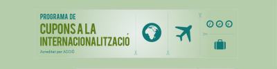 New export subsidies: Cupons d'internationalització 2016