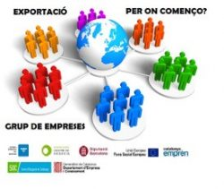 Formació internacional: L'exportació agrupada