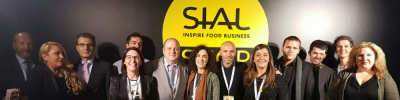 Sial Paris 2016: great success of the exporting group