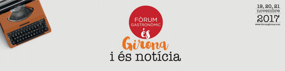 Barcelona Export visits the Girona Gastronomical Forum 2017
