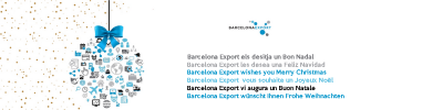 Barcelona Export wishes you a Merry Christmas 2017