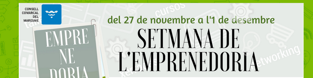 Barcelona Export participates at la Setmana de l'emprenadoria
