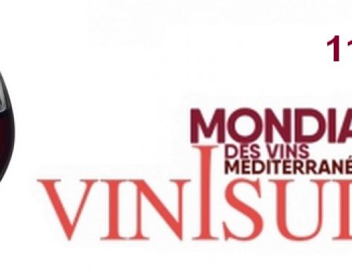 Vinisud und Vinovision 2019, zwei große französische Weinmessen